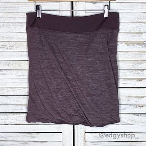 Athleta | Twist It Skirt Bubble Hem
